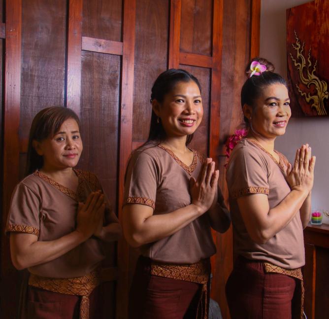 thai massage in galway