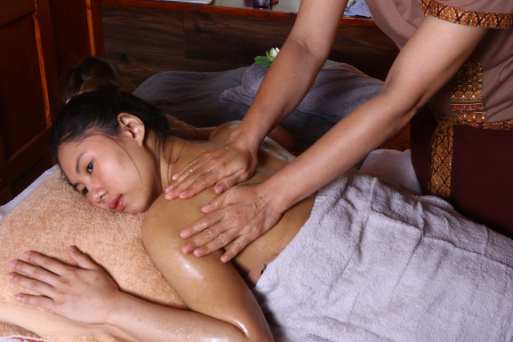 thai massage voucher galway