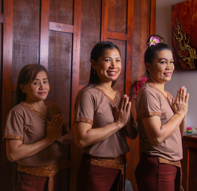 thai massage in galway