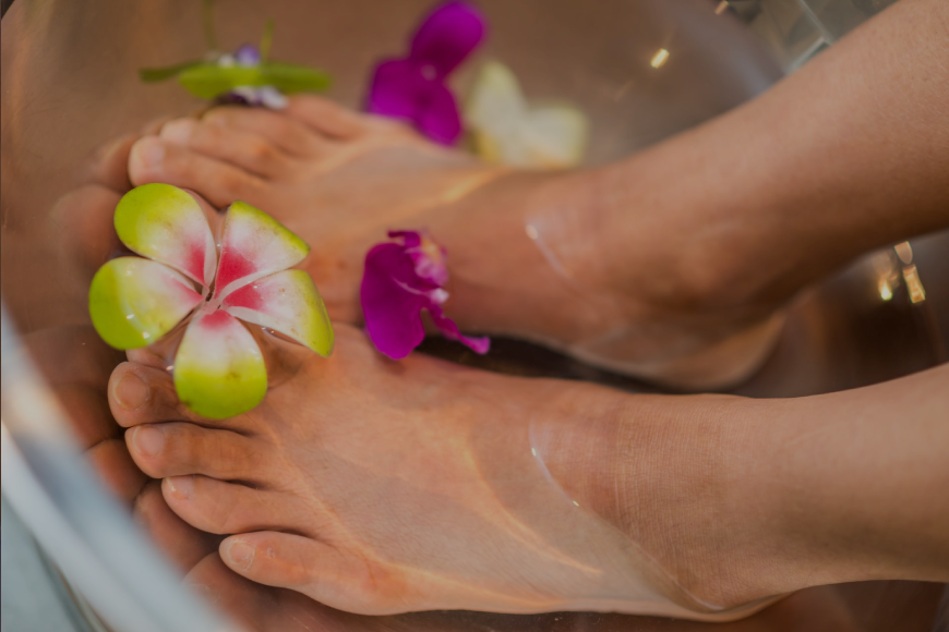 Thai foot massage Galway