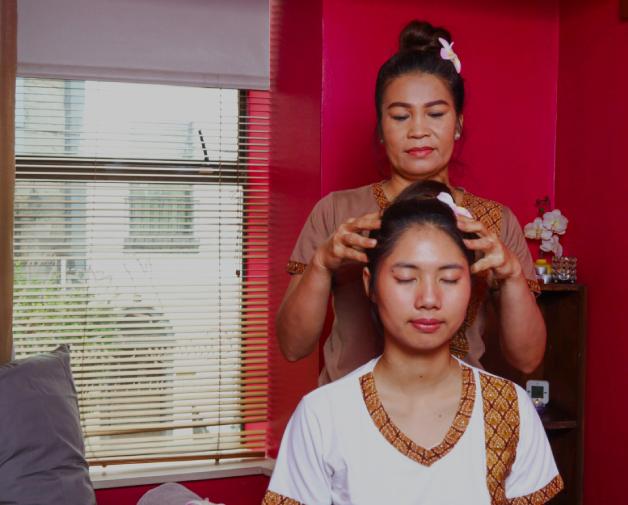 head massage galway