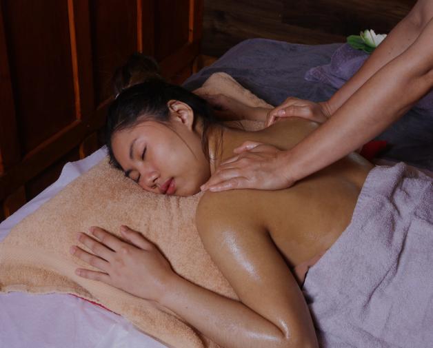oil massage galway