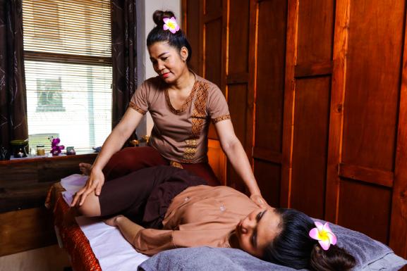 deep tissue massage in galway